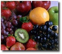 Des fruits