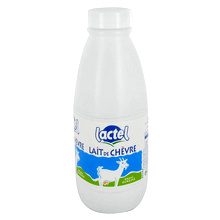 Le lait de chèvre