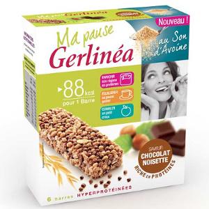 Les produits hyperprotéinés Gerlinéa