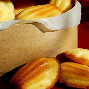 Les madeleines de Commercy