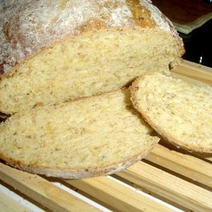 Le pain au soja