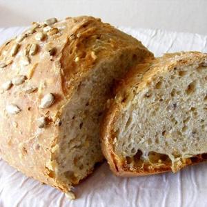 Le pain au tournesol