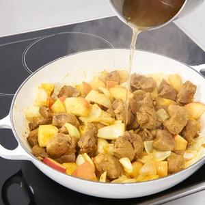 La cuisson à l'étuvée